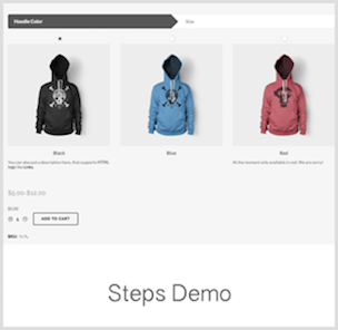 Multistep Product Configurator for WooCommerce 7