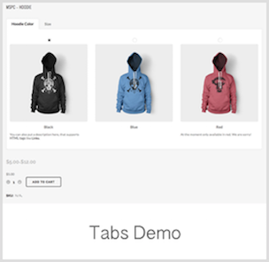 Multistep Product Configurator for WooCommerce 6